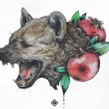 Hy. A Illustration, Bildende Künste und Grafikdesign project by Pedro Pérez Mendoza - 03.09.2017