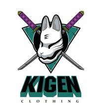 Kigen Clothing. A Design, Illustration, Mode, Grafikdesign und Vektorillustration project by Pedro Pérez Mendoza - 03.09.2017