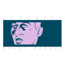 YungBeef Fanart. A Design, Illustration, Grafikdesign und Vektorillustration project by Pedro Pérez Mendoza - 03.09.2017