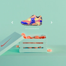 Lanzamiento Nike ID México. A Advertising, Film, Video, TV, Animation, and Curation project by Flaminguettes - 01.01.2016