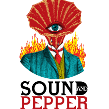 Imagen para Sound and Pepper. A Illustration, Art Direction, Br, ing, Identit, Fine Art, and Graphic Design project by Zoveck Estudio - 09.06.2015