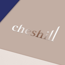 Cheshill. Um projeto de Br, ing e Identidade e Design gráfico de María Design (The Visual Romance) - 15.09.2017