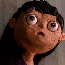 Marioneta - Corto Animado - Stop Motion. Um projeto de Fotografia, Animação, Design de personagens, Design de iluminação, Pós-produção, Design de cenários, Vídeo, Stop Motion e Animação de personagens de Jonathan Guevara - 17.09.2017