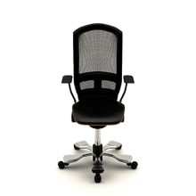 FORMAT 1. Silla de oficina. Un proyecto de Diseño, 3D, Diseño de muebles, Diseño industrial y Diseño de producto de Pablo Lardón - 18.02.2016