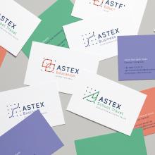 ASTEX. Um projeto de Br e ing e Identidade de Andrea Knörr Aizpuru - 29.06.2017