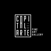 Capital del Arte. A Web Design project by Arturo Servín - 10.04.2017
