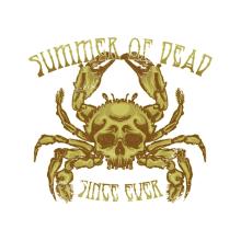 Summer of dead. A Design, Illustration und Grafikdesign project by Pedro Pérez Mendoza - 07.10.2017