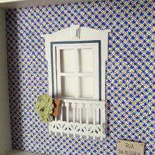 Rua da Alegria. Un proyecto de Ilustración y Papercraft de AndreaEscargot - 08.10.2017