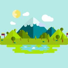 Colombia. Un proyecto de Animación de Paula Marquez - 07.10.2017