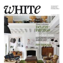 Revista White. A Editorial Design project by Rut Vidal - 10.15.2017