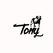 Tony Brand . A Design, Kunstleitung, Br, ing und Identität, Kreative Beratung, Grafikdesign, Marketing, Verpackung, Produktdesign und Fotoretuschierung project by Crow - 18.10.2017