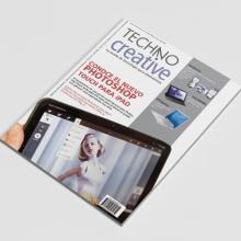 TECHNO Creative, revista sobre diseño. Um projeto de Design editorial e Design gráfico de Melisa Toloza - 19.05.2013