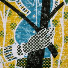 Mi Proyecto del curso: Ilustración original de tu puño y tableta - La incógnita. Um projeto de Design, Ilustração, Design de personagens, Design de vestuário e Artes plásticas de Claudia Silva - 02.03.2016