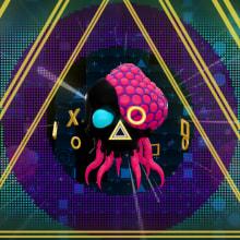 GRAPHIC PACKAGE - E3 Passion for Gaming. Un proyecto de Motion Graphics, 3D y Animación de Guillermo Perez - 22.10.2017