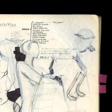 A Bunch of Drawings, Drafts & Ideas 01. Un proyecto de Bellas Artes e Ilustración de Jon Ander Torres - 26.10.2017