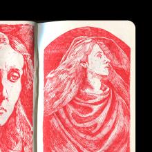A Bunch of Drawings, Drafts & Ideas 05. Un proyecto de Bellas Artes e Ilustración de Jon Ander Torres - 27.10.2017