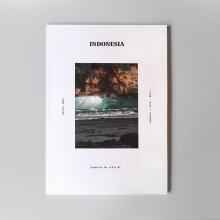 Cuaderno de viaje 01. Indonesia. A Design und Verlagsdesign project by Rafa Galeano - 31.10.2017