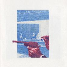 Silencio Incómodo - Edward Hopper. Un proyecto de Bellas Artes y Diseño editorial de Jon Ander Torres - 06.11.2017