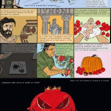 Granadas, desde Ilici al Camp d'Elx.. Un proyecto de Cómic, Educación e Ilustración de Alejandro Fuentes Alonso - 05.11.2017