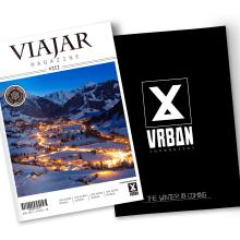 Diseño editorial, revista viajes. Un proyecto de Diseño editorial de Iria Calo Mandiá - 07.11.2017
