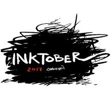 Inktober 2017. A Design & Illustration project by Daniel Jimenez - 11.08.2017