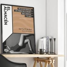 El Almacén: Branding & Advertising Design. Un proyecto de Publicidad, Dirección de arte, Br, ing e Identidad, Diseño editorial, Diseño gráfico, Packaging y Diseño de logotipos de Bárbara Pérez Muñoz - 08.11.2017