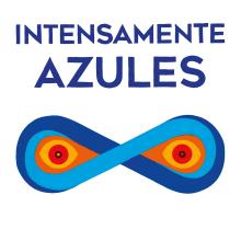 Intensamente azules. A Illustration project by Daniel Montero Galán - 11.12.2017