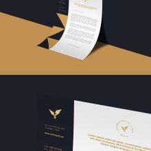 """Confecciones """"Del Águila"""". Un proyecto de Diseño, UI / UX, Dirección de arte, Br, ing e Identidad, Moda, Diseño gráfico, Redes Sociales y Naming de Jean Kover - 22.05.2017"""