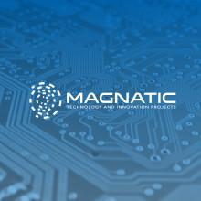 Branding Magnatic. A Br, ing, Identit, Graphic Design, and Logo Design project by Rodrigo Pizarro - 11.13.2017