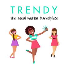 Trendy, the Social Fashion Marketplace (Explainer Video). Un proyecto de Animación de personajes de Moncho Massé - 10.03.2016
