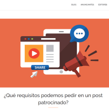 Responsable del blog de Coobis . A Marketing project by Elena Ortiz Díaz - 07.01.2017