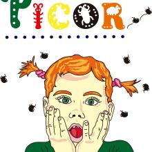 Mi Proyecto del curso: Ilustra con garra y vencerás para PICOR  una empresa mexicana . Un projet de Illustration vectorielle de Morgan Mariana Guido - 09.09.2013