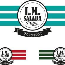 Marca Sal. Un proyecto de Diseño, Br, ing e Identidad, Diseño gráfico y Packaging de Sara Morillo Espejo - 20.11.2017