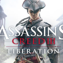 ASSASSIN´S CREED : LIBERATION. A Game Design & Illustration project by Nacho Yagüe - 11.27.2017