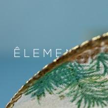 Êlements. Um projeto de Direção de arte, Br, ing e Identidade e Web design de Buri ® - 28.11.2017