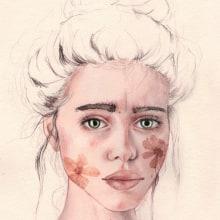 Lyse . Un proyecto de Ilustración, Bellas Artes, Collage y Retoque fotográfico de Coral - 27.11.2017