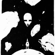 Bolígrafo y Pincel. A Illustration, Kino, Video und TV, Design von Figuren, Bildende Künste, Malerei und Comic project by J.Alexander Guillen - 08.12.2017