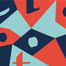 Tipografía Punto. A Grafikdesign, T, pografie, Schrift und Kalligrafie project by Andrea Teruel - 09.07.2016