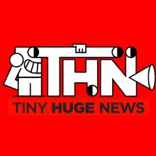 Tiny Huge News TV. Un proyecto de Diseño, Ilustración, Animación y Educación de Juan Díaz-Faes - 09.01.2018