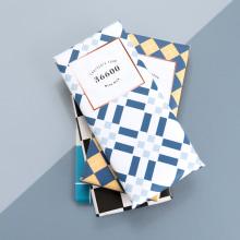 Chocolate Tour. Um projeto de Design, Ilustração, Direção de arte, Br, ing e Identidade, Culinária, Packaging e Pattern Design de Laura Inat - 17.01.2018