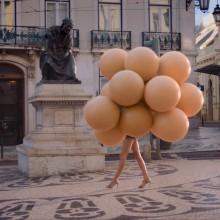 EL CORTE INGLES - globos. Un proyecto de Publicidad, 3D, Moda, Postproducción y Televisión de Giacomo Prestinari - 15.01.2018