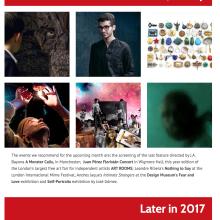 Diseño Newsletter. Un proyecto de Diseño gráfico y Diseño Web de nebreda - 25.12.2016