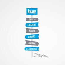 """Camisetas """"Knauf with you"""" (2017). Um projeto de Publicidade, Br, ing e Identidade, Design de vestuário e Design gráfico de ALVARO SANCHEZ DE LA RIVA - 28.06.2017"""