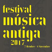 Imagen gráfica Festival Música Antiga. Un proyecto de Diseño, Diseño editorial y Diseño gráfico de Tamara Jiménez Miguel - 20.01.2018