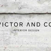 VICTOR AND CO.. Um projeto de Direção de arte, Br, ing e Identidade e Design editorial de Buri ® - 23.01.2018