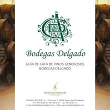 Diseño de mantel de cata y presentaciones. Un proyecto de Diseño gráfico de M.Nieves Jiménez - 31.10.2016