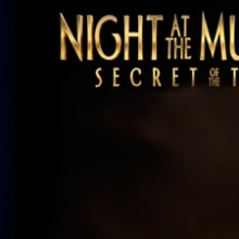 Night at the Museum: Secret of the Tomb. A VFX project by Francesc Macià - 12.24.2014