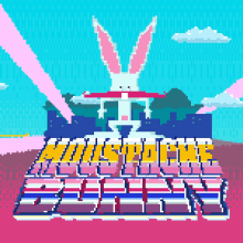 Personal - Mustache Bunny. Un projet de Animation, Animation de personnage , et Publicité de Javier Lourenço - 13.02.2018