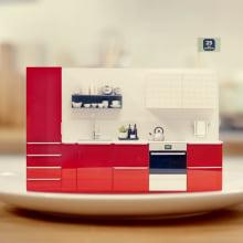 Ikea Metod - Delicious kitchens. Un projet de Cinéma, vidéo et télévision, Cuisine , et Publicité de Javier Lourenço - 13.02.2018