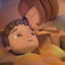 Bedtime - Got Milk?. Un projet de Publicité, 3D, Animation , et Animation de personnage de Javier Lourenço - 13.02.2018